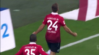 FC Schalke 04 vs. Hannover 96 | 2017-18 Bundesliga Highlights