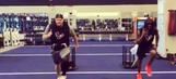 Watt, Watson already working toward next season for Texans