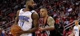 Magic overwhelmed by James Harden's historic night in road loss to Rockets