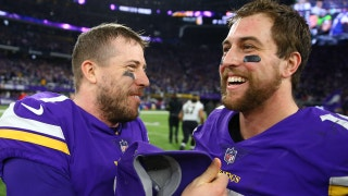 Adam Thielen recalls what it was like to watch Case Keenum's game-winning, 61-yard TD pass to Stefon Diggs