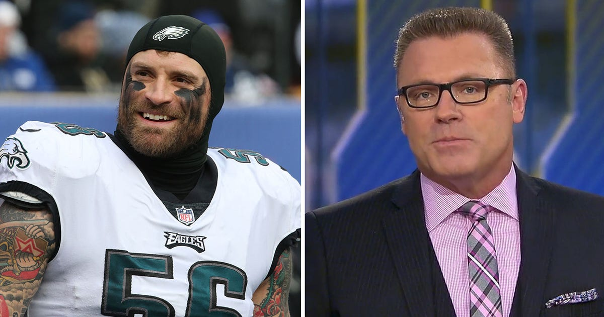 Howie Long on son Chris' Eagles' playoff hopes: After a win with Nick Foles, who knows? (VIDEO)