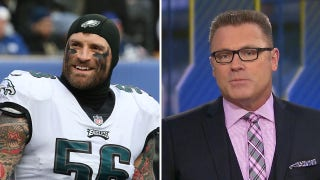 Howie Long on son Chris' Eagles' playoff hopes: After a win with Nick Foles, who knows?