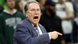 Michigan State Spartans head coach Tom Izzo discusses the role of parity and social media in CBK