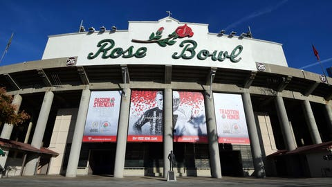 NCAA Football: Rose Bowl-Oklahoma vs Georgia
