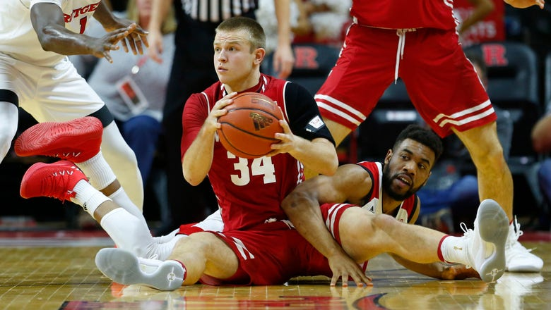 Badgers winning streak snapped in 64-60 loss to Rutgers