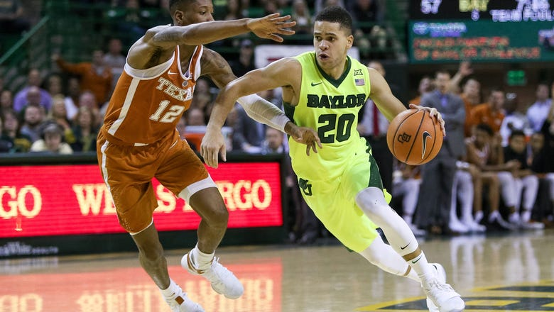 Baylor avoids 0-3 Big 12 start with 69-60 win over Texas