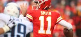 AP Sources: Alex Smith joining the NFC East after trade to Redskins