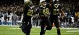 PHOTOS: Brees, Saints top Newton, Panthers in Wild Card Game