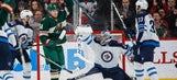 Dumba scores twice, Wild dominate Jets