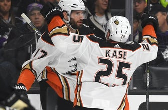 RECAP: Ducks beat LA Kings 4-2 in feisty Freeway Faceoff