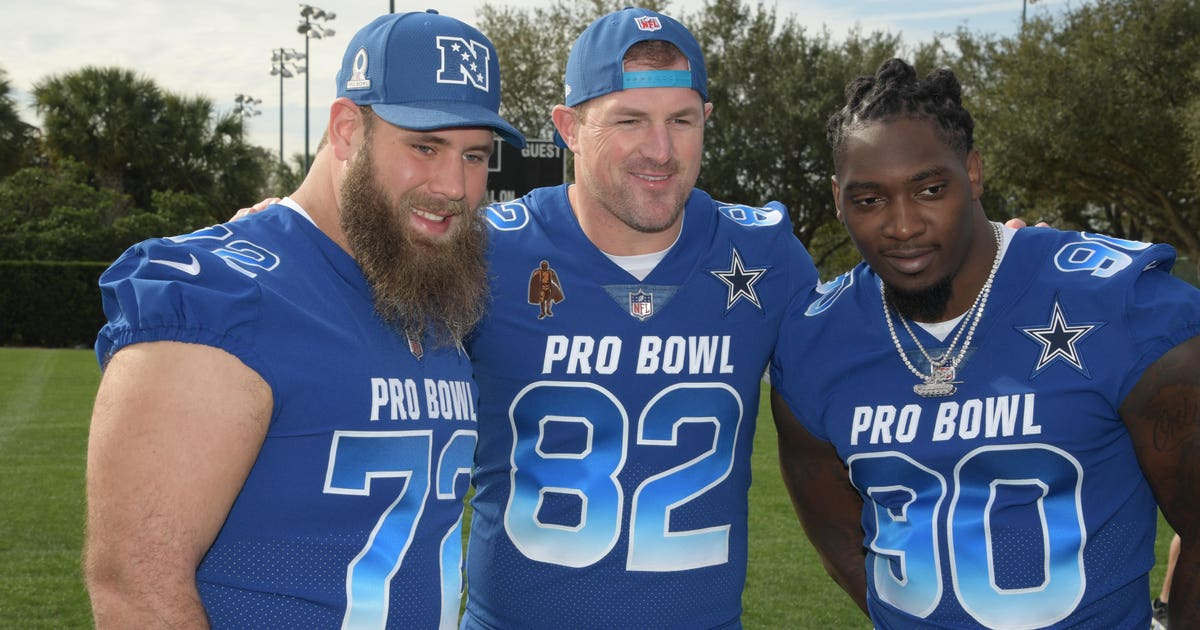 312d5302a6d Jason Witten surprised to be selected to the Pro Bowl this season | FOX  Sports