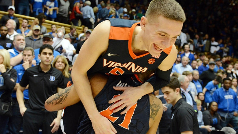 No. 2 Virginia beats No. 4 Duke in Cavaliers' first win in Durham since 1995