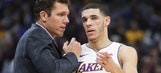 Colin sees truth in LaVar Ball's comments about Luke Walton