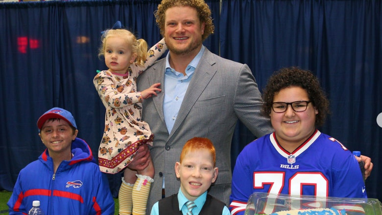'Bills Mafia' steps up again with generous donations to Eric Wood Fund