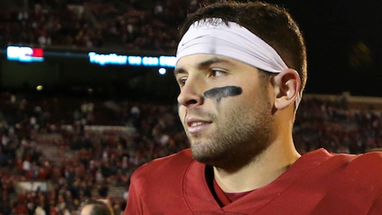 Colin Cowherd can't get over one thing about Baker Mayfield