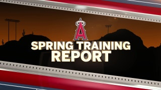 Spring Training Report: Garrett Richards had solid #LAASpring debut on the mound