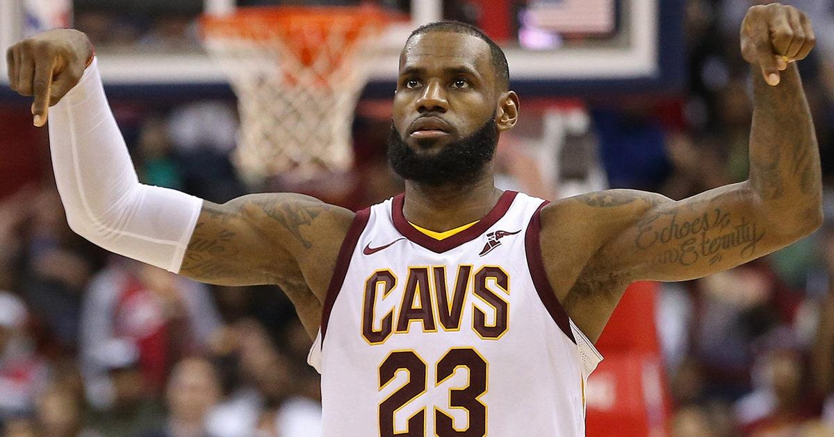 9ede4271ebb Shannon Sharpe explains how Cleveland s trades make LeBron s Cavs Eastern  Conference favorites