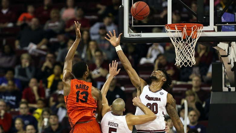 Florida dominates defensively, blows out South Carolina