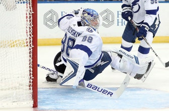 Lightning weather storm late, cap off special night with win over Kings