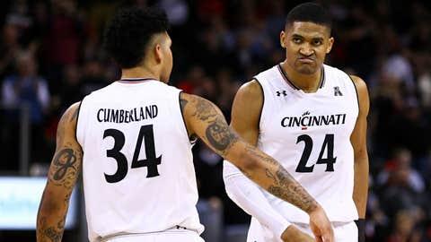 5. Cincinnati (23-2)