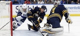 Lightning fall to Sabres, come up empty-handed on quick 2-game road trip