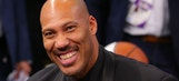 Chris Broussard reacts to LaVar Ball's comment that Lonzo won't re-sign with Lakers unless they sign LiAngelo