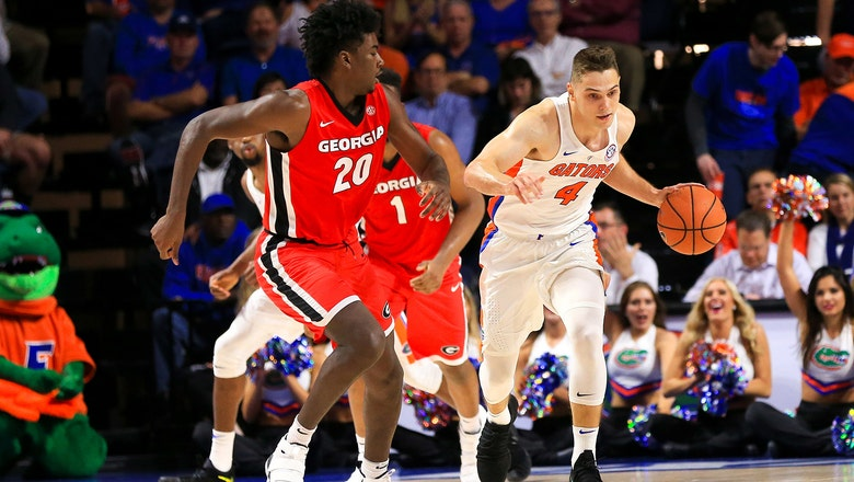 Florida slips up to end regulation, falls to Georgia in OT