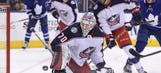 Kadri, Maple Leafs beat Blue Jackets 6-3