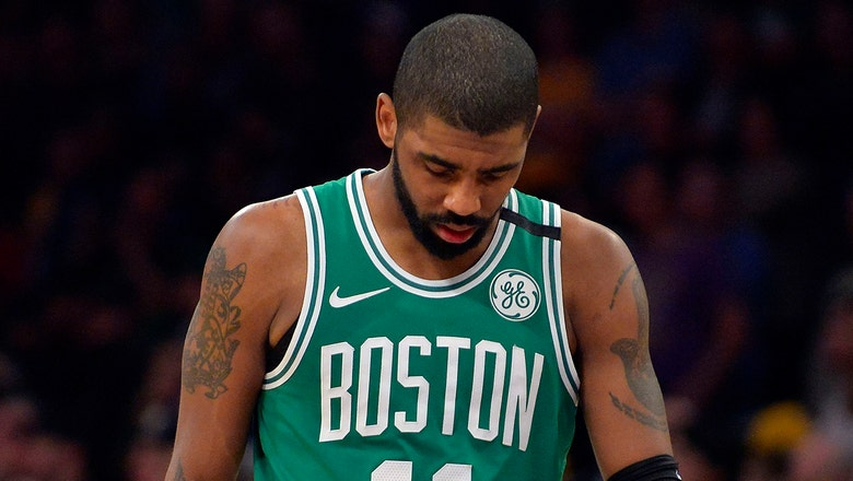 Chris Broussard explains why the Boston Celtics are 'not a contender' in the East