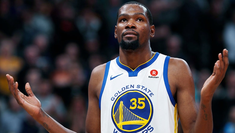 Greg Jennings disagrees the Warriors are a lock for the NBA title : 'Nothing is guaranteed in sports'