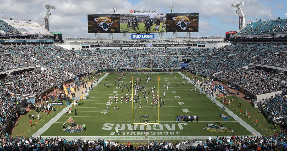 Jacksonville Jaguars' stadium will have new name starting ...