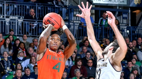 Hurricanes' late run sinks Irish