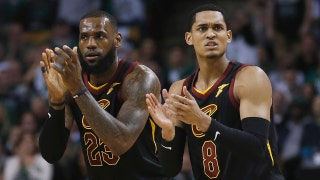 Shannon Sharpe on LeBron's new-look Cavs and if they can compete with Golden State