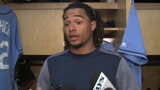 Chris Archer staying positive amid flurry of Rays moves
