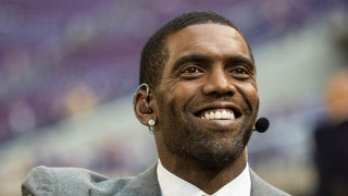 Cris Carter message to Snacks Harrison: 'The most talented WR we've ever seen is Randy Moss'