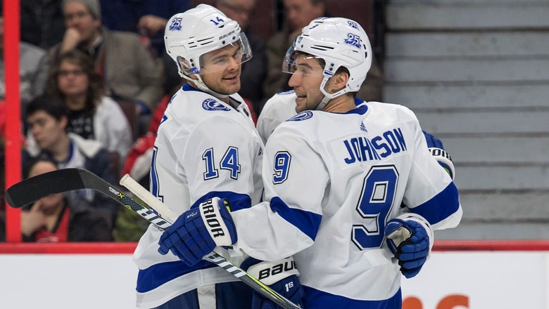 Lightning hold off late rally to defeat Senators