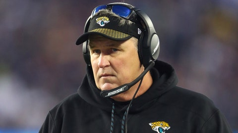 Jaguars extend contracts of Tom Coughlin, Dave Caldwell, Doug Marrone