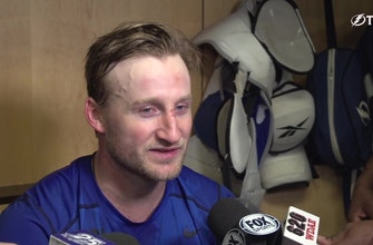 Stamkos expects McDonagh, Miller to be difference-makers for Lightning
