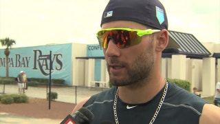 Kevin Kiermaier reacts to Rays parting ways with Jake Odorizzi, Corey Dickerson