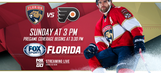 Preview: Red-hot Panthers continue push for wild-card spot against visiting Flyers