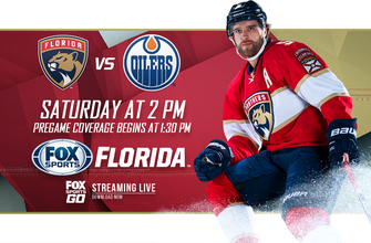 Preview: Panthers continue chase for wild-card spot against visiting Oilers