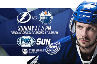Preview: Hungry Lightning squad looking to recover against Connor McDavid, Oilers