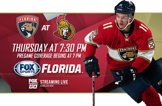 Preview: Panthers close out back-to-back on road against Senators