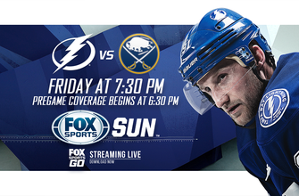 Preview: Lightning continue battle for division supremacy against visiting Sabres