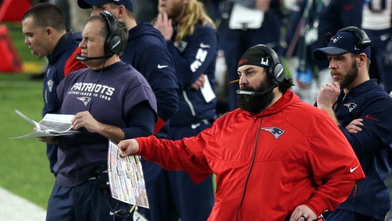 Colin grades the coaching hires coming from Bill Belichick's staff