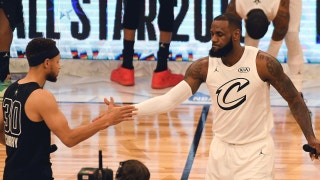 Jason Whitlock explains why the Cavaliers will have a better second half of the NBA season than the Warriors