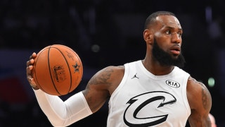Colin Cowherd: LeBron's legacy was defined during his peak years, it won't be during his final chapter