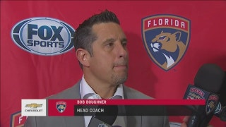 Bob Boughner liked how Panthers found a way to win