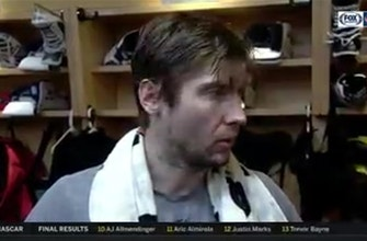 Sergei Bobrovsky says it's a challenge to play the Penguins