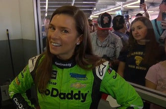 Danica Patrick continues to inspire after final NASCAR race